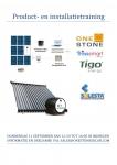 Onestone Solar Product- en installatietraining